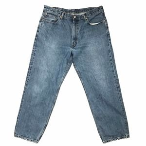 Levi's 550 Relaxed Fit Jeans Size 38 X 29